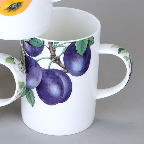 Roy Kirkham English Meadow gelb Kaffeebecher Teetasse Henkelbecher 0,3 L