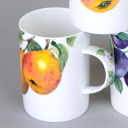 Bild von Kirkham Fruit Tree Birne Teetasse Kaffeebecher