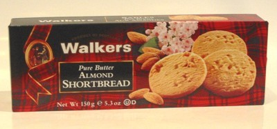 Bild von Walkers Almond Shortbread - Mandel Shortbread