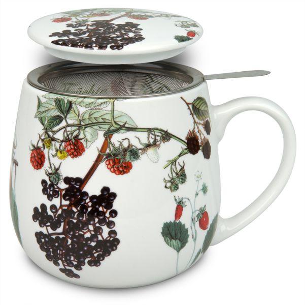 tea 4 you teetasse mit sieb und deckel my favourite tea. Black Bedroom Furniture Sets. Home Design Ideas