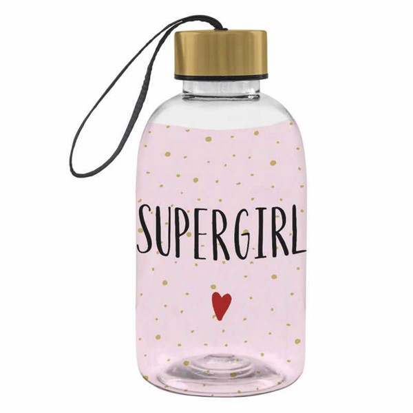 Bild von City Bottle Tritanflasche Supergirl 550 ml