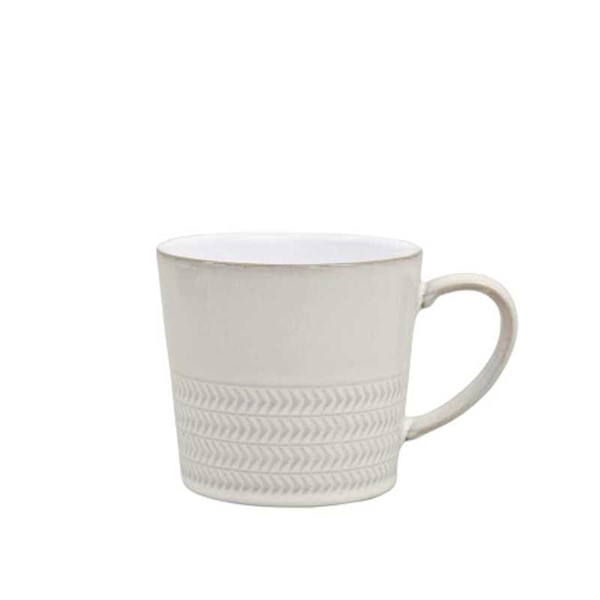 Bild von Denby Natural Canvas textured Becher