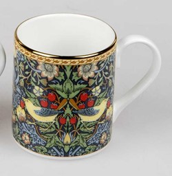 Bild von Strawberry Larch Roy Kirkham Tasse Henkelbecher 0,3