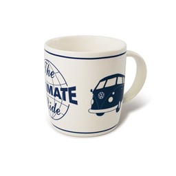 Bild von VW T1 Bus The Ultimate Ride Bulli Porzellan Tasse Kaffeebecher