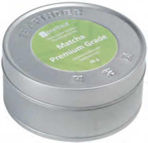 Tea 4 You. Matcha Premium Pulvertee