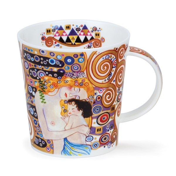 Bild von Destiny Ages Klimt Dunoon Tasse Lomond Fine Bone China
