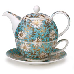 Bild von Tea For One Set Nuovo teal