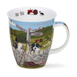 Bild von Up North Dunoon Mug Tasse Henkelbecher Nevis