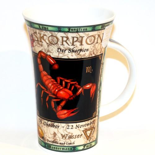 Sternzeichen Becher Dunoon Becher Skorpion Sternzeichen Becher Skorpion Dunoon Dunoon sQhdtr